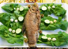 Линь жареный (пошаговый фото рецепт)