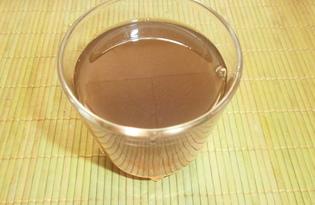 Узвар из сухофруктов с малиновым вареньем (пошаговый фото рецепт)