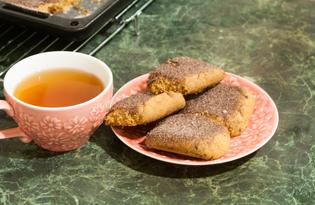 Печенье Кара-Кум (пошаговый фото рецепт)