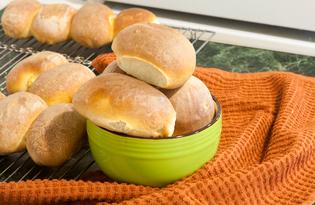Пирожки с горохом (пошаговый фото рецепт)