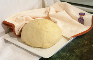 Тесто для вареников на простокваше (пошаговый фото рецепт)