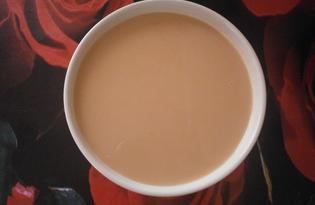 Молочный коктейль «Ириска» (пошаговый фото рецепт)