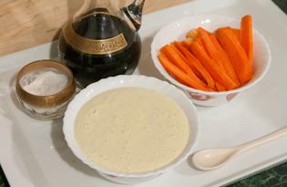 Домашний майонез с уксусом (пошаговый фото рецепт)