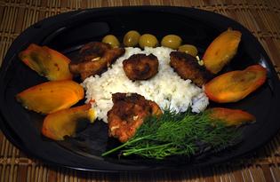 Курица в горчице с панировкой болонез (пошаговый фото рецепт)