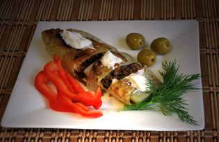 Голубцы с гречкой и грибами (пошаговый фото рецепт)