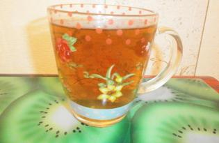 Чай из трав с медом (пошаговый фото рецепт)