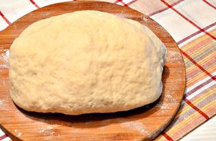 Тесто на курином бульоне (пошаговый фото рецепт)