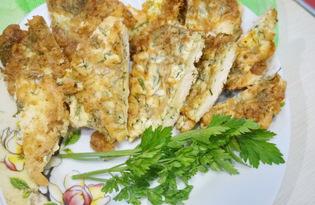 Куриные отбивные с сыром (пошаговый фото рецепт)