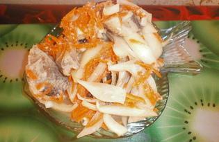 Селедка по-голландски (пошаговый фото рецепт)