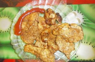 Свинина, жаренная с соевым соусом, перцем и приправами (пошаговый фото рецепт)