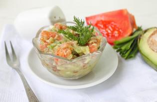 Гуакамоле из авокадо (пошаговый фото рецепт)