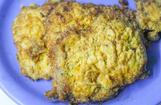 Отбивные из свинины на сковороде в кляре (пошаговый фото рецепт)