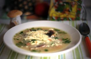 Суп с потрошками «Еврейский пенициллин» (пошаговый фото рецепт)