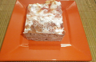 Домашний торт «Прага» (пошаговый фото рецепт)