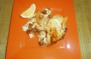 Свинина с имбирем и лимоном (пошаговый фото рецепт)