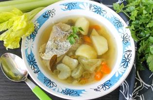 Рыбный суп с треской (пошаговый фото рецепт)