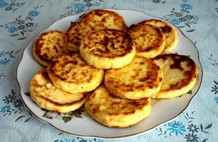 Сырники из творога без муки (пошаговый фото рецепт)