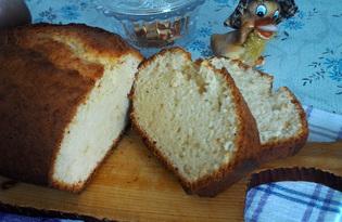 Творожный кекс по ГОСТу (пошаговый фото рецепт)