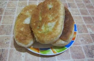 Пирожки с солеными огурцами (пошаговый фото рецепт)