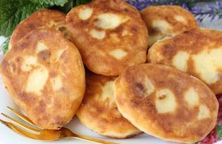 Классические сырники (пошаговый фото рецепт)