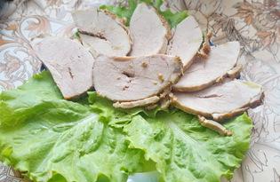 Запеченное мясо по-итальянски (пошаговый фото рецепт)