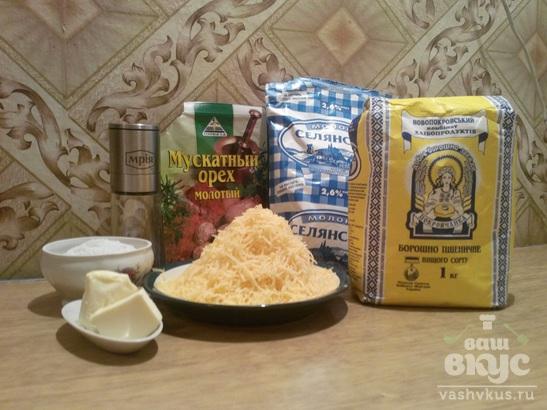 Сливочно - сырный соус
