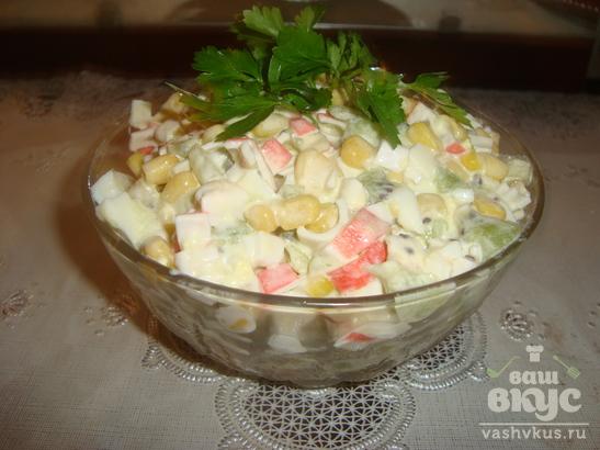 """Салат """"Новый вкус"""""""