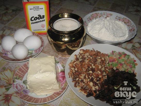 "Кекс ""Султанский пирог"""