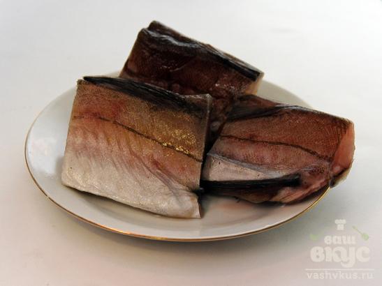 Двойная уха из морских рыб