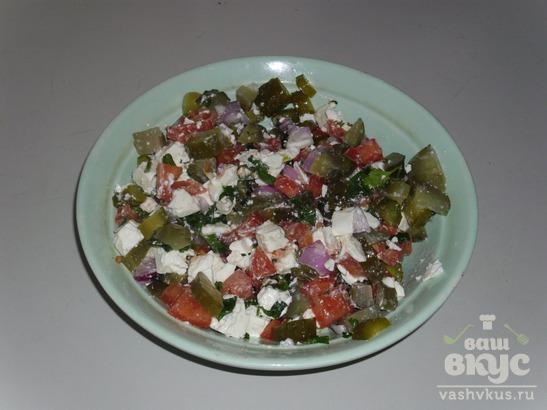 Салат по-селянски