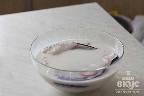 Акула в пивном кляре
