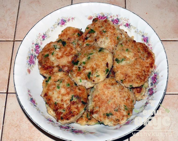 Рыбные котлеты рецепты пошаговые 126