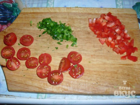 Тыква с мясом, овощами, черносливом и кускусом
