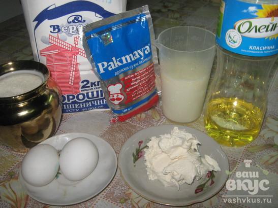 Сдобные булочки с сахаром (рецепт с пошаговыми фото) - ВашВкус