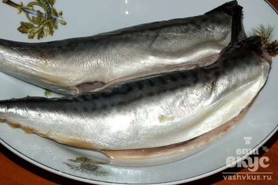 Рыба домашнего посола