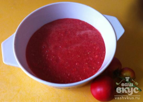 Консервированная закуска из цветной капусты и красного болгарского перца
