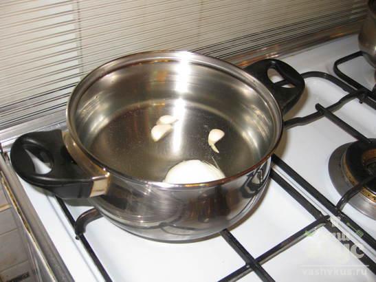 Адас (чечевичный) суп