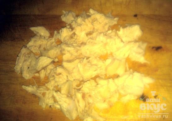 Картофельное пюре с оригинальной подливой