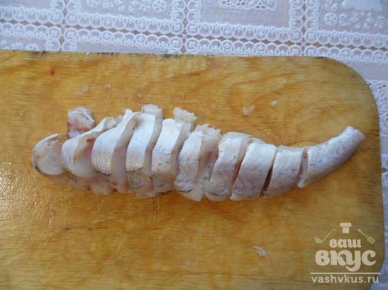 Рыбный суп из минтая в мультиварке