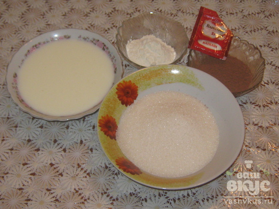 """Шоколадная паста """"Домашняя Нутелла"""""""