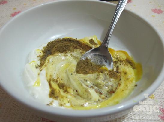 Говядина в сырном соусе в мультиварке