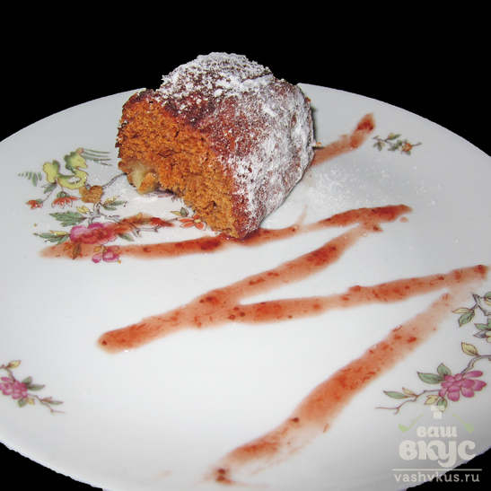 Простой пирог «К чаю»