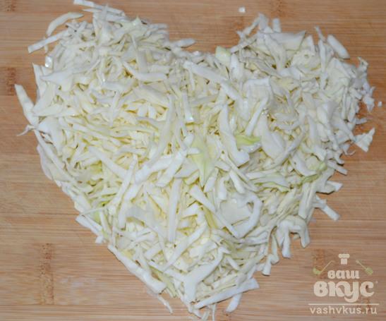 Украинский борщ с фасолью