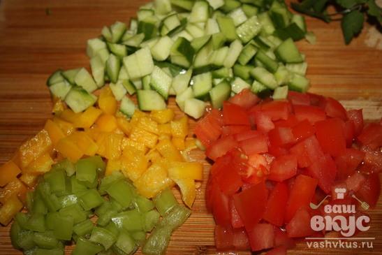 """""""Чабан салат"""""""