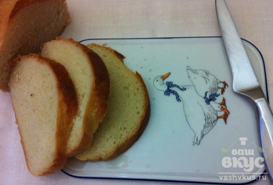 Яичница в хлебных кольцах