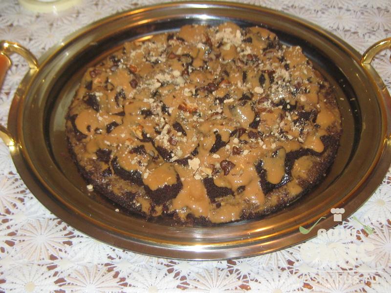 торт черный принц пошаговый фото рецепт