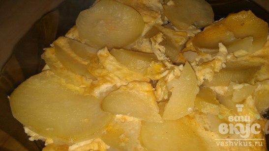 Запеканка из картофеля