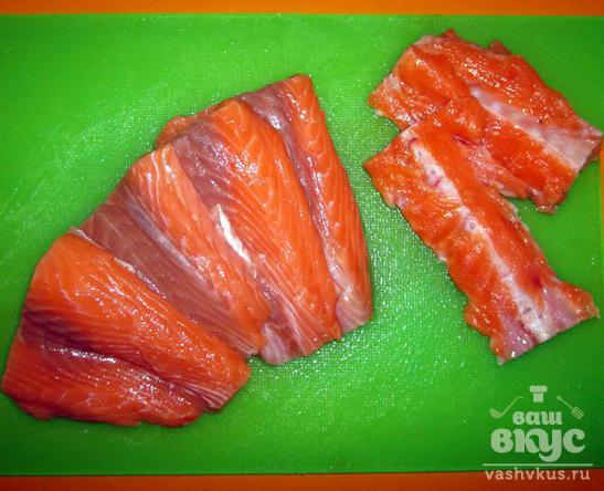 Рыба-гриль из микроволновки