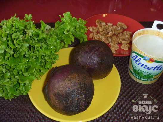 """Свекольный салат """"Здоровье"""""""