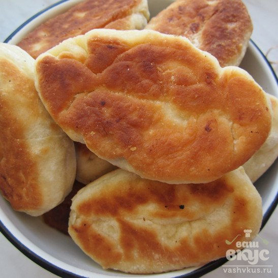 Пирожки с печенкой «Бабушкины»